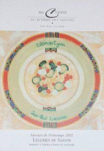 Saveurs de Printemps 2002 Légumes de saison marinés à l'huile d'olive et vinaigre